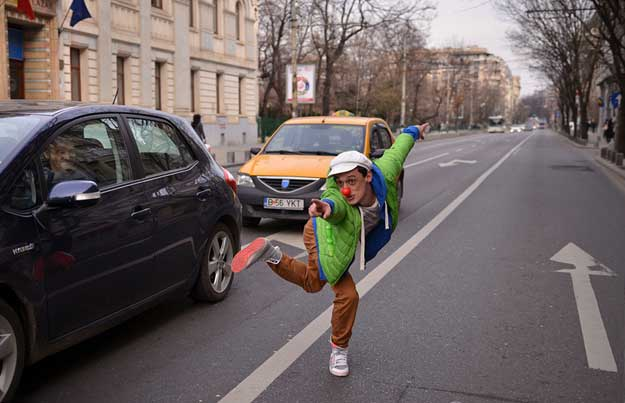 Dancing Bucharest - Vlad Logigan