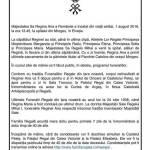 Majestatea Sa Regina Ana a României a încetat din viață