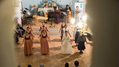 Aplauze furtunoase la concertele Universității de Vară de Muzică Veche