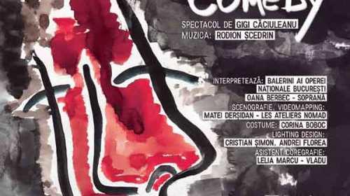 """""""TragiComedy"""" de Gigi Căciuleanu, în cadrul Festivalului George Enescu"""