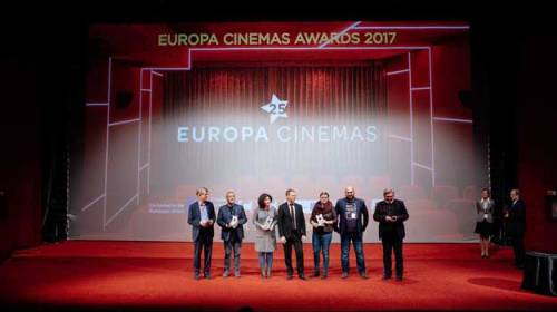 Cinema Elvire Popesco – premiat la Europa Cinemas
