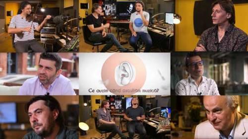 #ConcursulEnescu2018 lansează o serie unică de dialoguri video