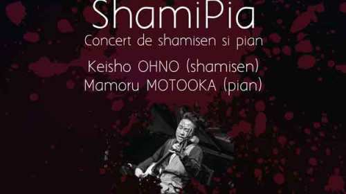 Concert de shamisen si pian