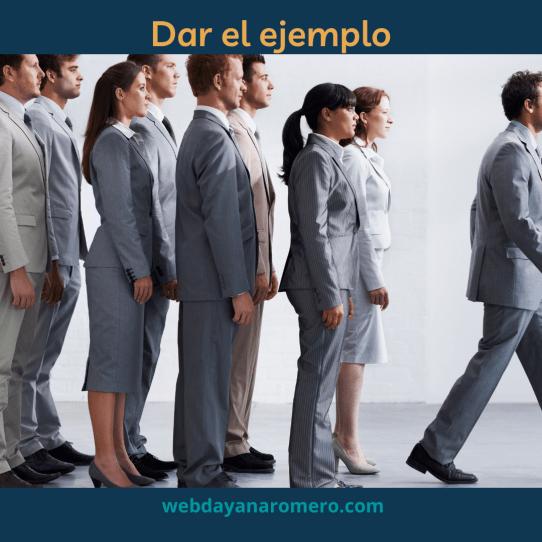 Da el ejemplo a tu jefe desorganizado