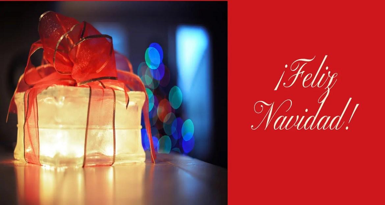 ¡Celebremos con la alegría de los niños! Feliz Navidad