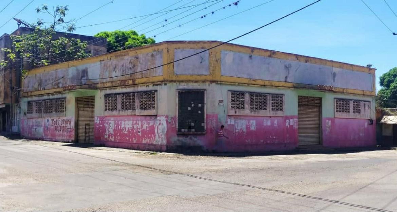 Mercado municipal: obra inconclusa