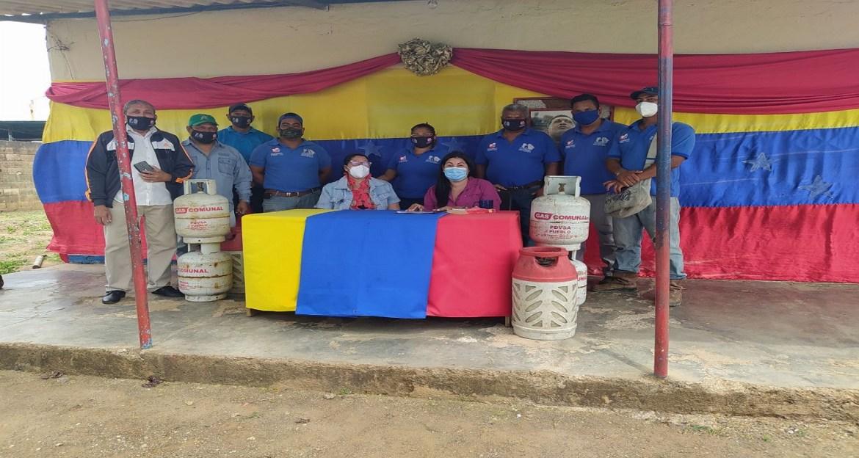 Más de 50 sectores esperan despacho de Digas Guárico