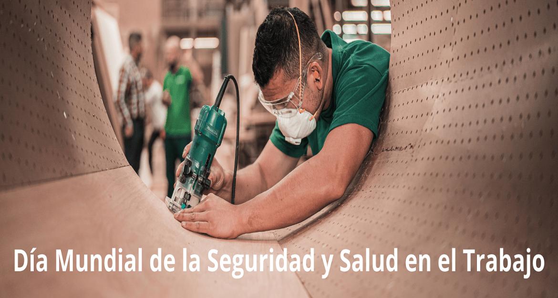 Inpsasel destacó el Día Mundial de la Seguridad y Salud en el Trabajo