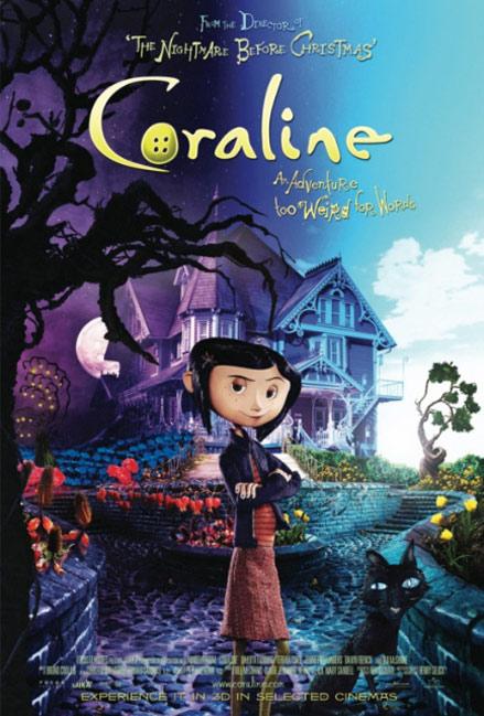 Coraline e a casa esquisita