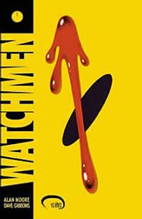 watchmen chocolate