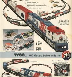 tyco ho trains [ 800 x 1088 Pixel ]