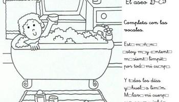 Habilidades Y Destrezas Higiene Corporal Web Del Maestro