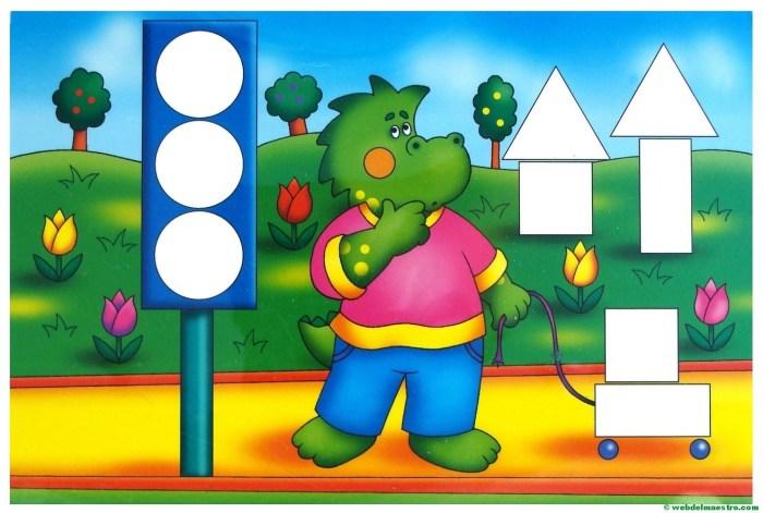 actividades con figuras geometricas en color-1
