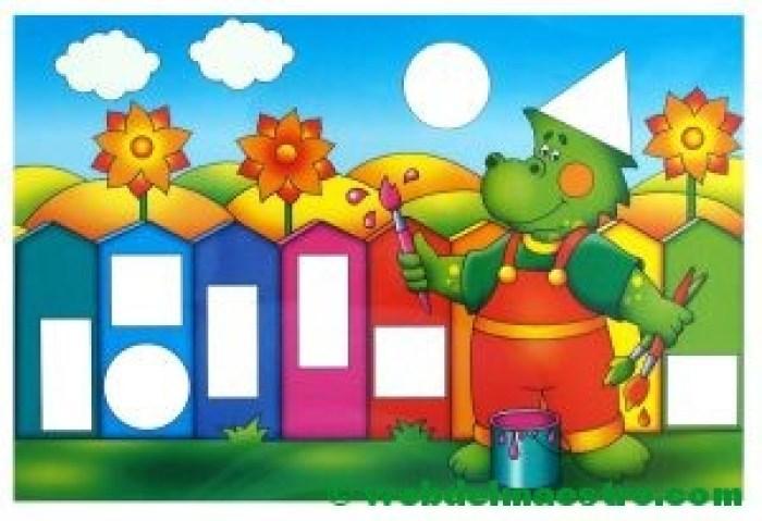 actividades con figuras geometricas en color-4