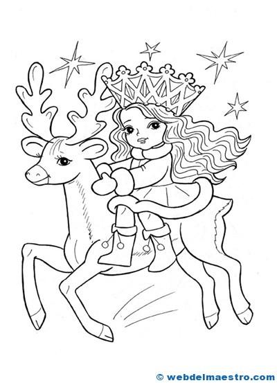 Dibujos de Navidad-5