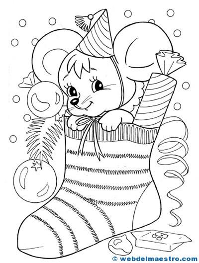 Dibujos de Navidad-12