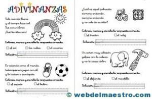 Adivinanzas para niños-1