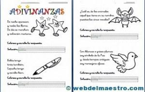 Adivinanzas para niños-2
