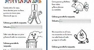 Adivinanzas para niños-3