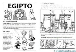 Antiguo Egipto para niños-1