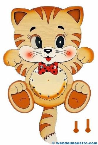 reloj-gatito