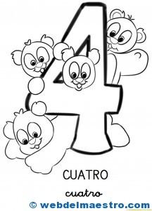 número-4
