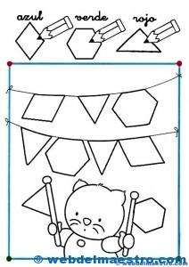 Dibujos con figuras geométricas-2