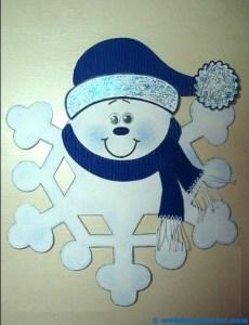Copo de nieve-5
