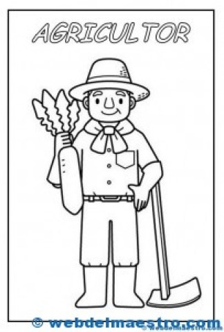 Oficios-agricultor