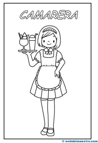 Oficios-camarera