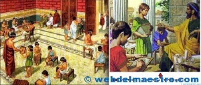 Escuela romana