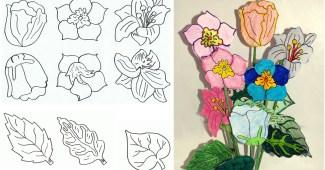 Flores-de-papel-ficha-y-terminación.