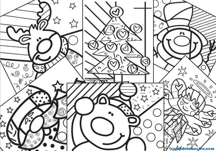 Dibujos de Navidad (III)