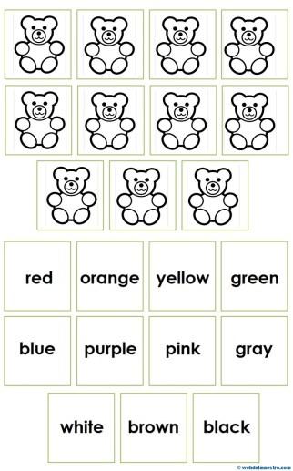 Aprender rapido los colores en ingles-2
