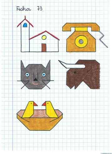 Dibujos serie-13