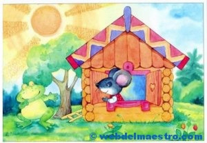 Cuentos Infantiles La Casa De Dorita Web Del Maestro