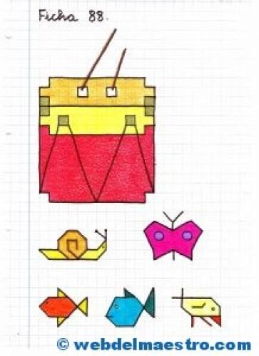 Dibujos en cuadrícula-18