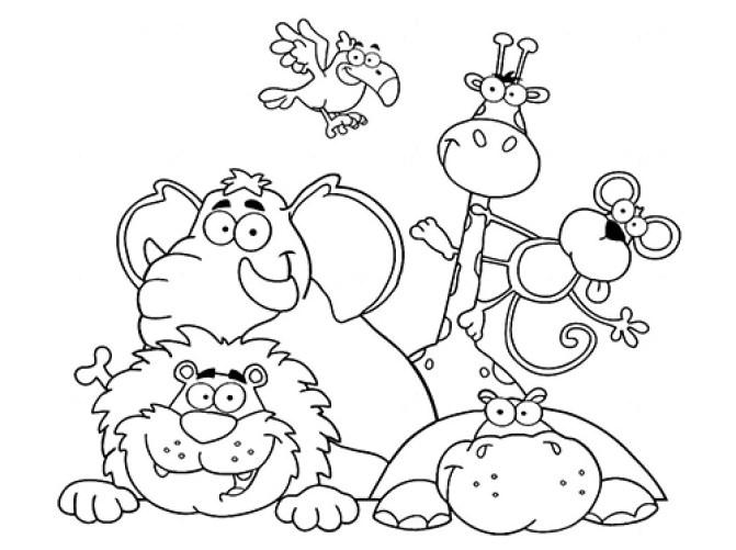 dibujos-para-colorear-de-animales