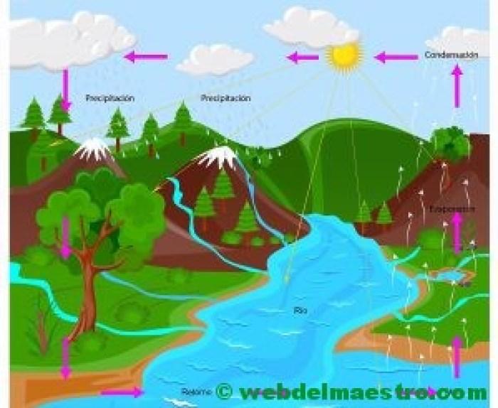 ciclo-del-agua-primaria