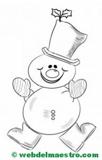 muñeco de nieve-2