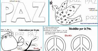 Dia Escolar de la paz y la no violencia
