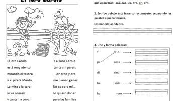 Lecturas Aprender A Leer Paso A Paso Web Del Maestro