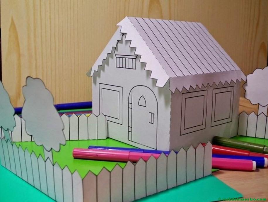 casa de papel - Web del maestro