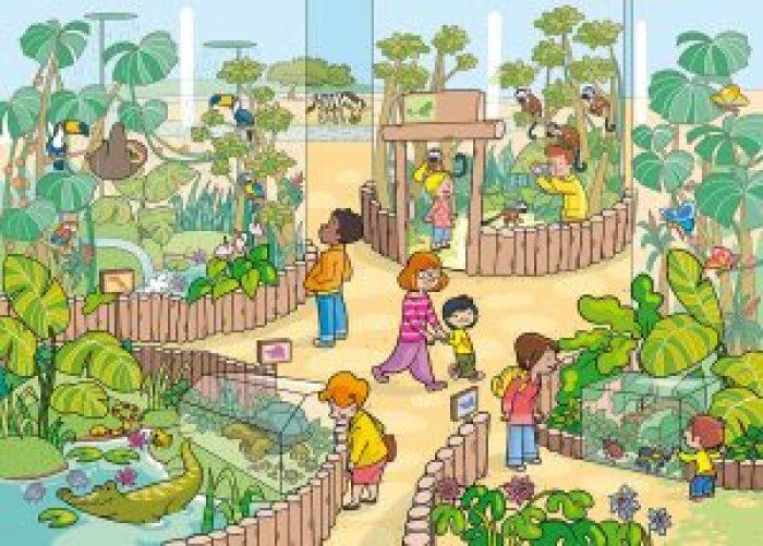 Imagen 15-El parque zoológico-II