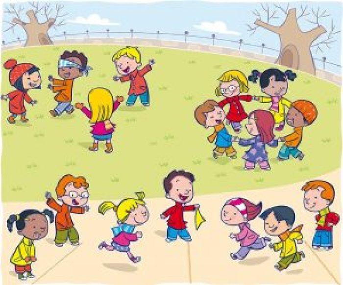 Imagen 6- Juegos tradicionales colectivos