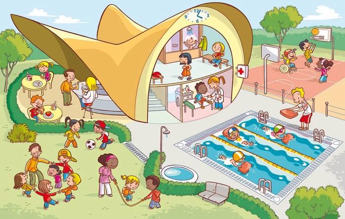 Imagen 9-Las zonas recreativas