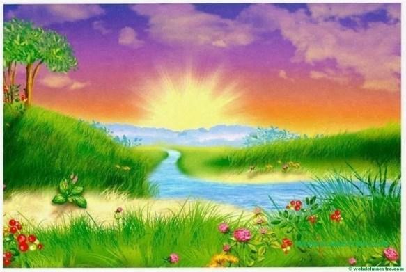 Atardeder-Puesta de sol-Tarde