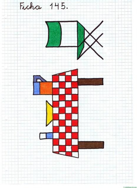 Dibujos en cuadrícula.campo-picnic-3
