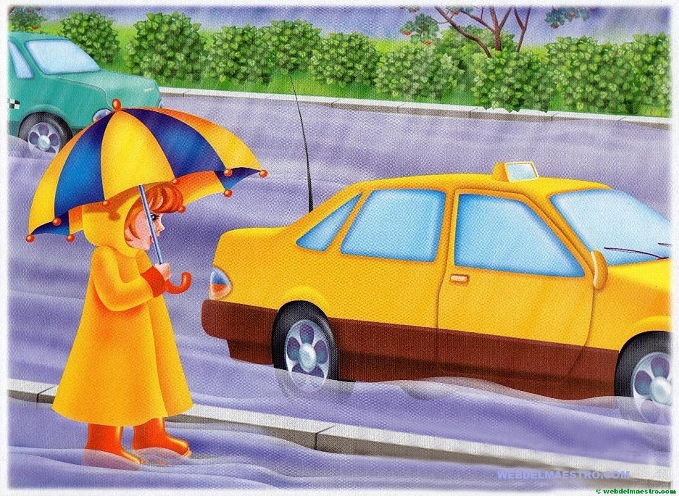 Caliente en el taxi - 1 part 9