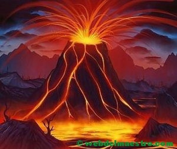 volcán-